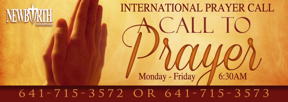 Prayer-Call-Banner